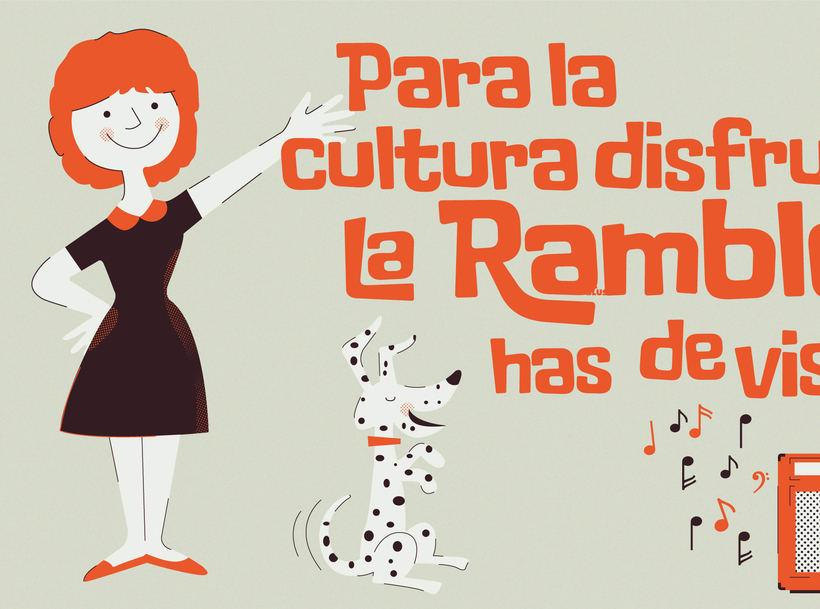 Para la cultura disfrutar La Rambleta has de visitar 1