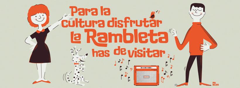 Para la cultura disfrutar La Rambleta has de visitar 0