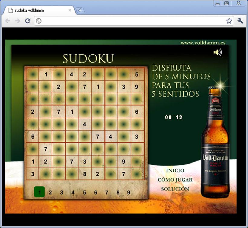 Voll-Damm Sudoku 3