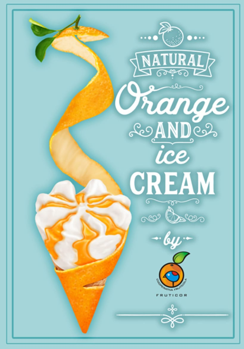 Natural Ice Cream by Cooperativa Frutícola 1