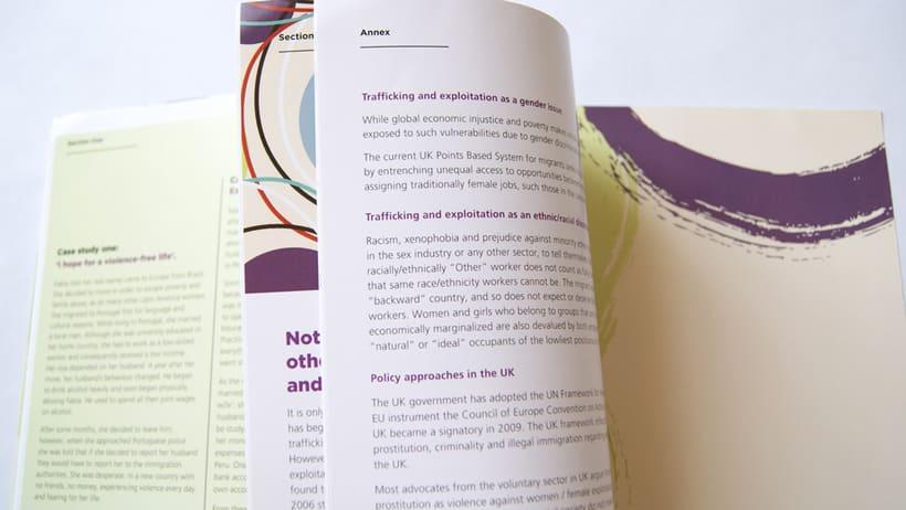Creación de Informe y flyer - CAWN 2