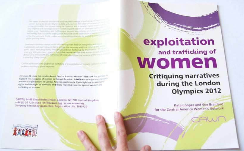 Creación de Informe y flyer - CAWN 5