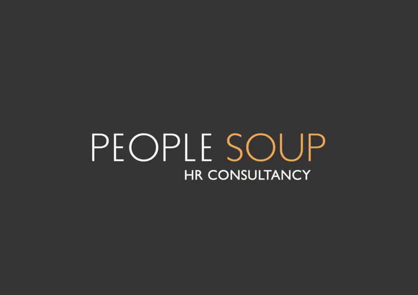 Logotipo: logotipo final y propuestas - People Soup 2