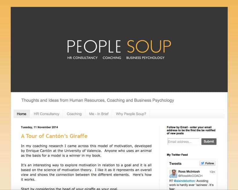 Logotipo: logotipo final y propuestas - People Soup 3