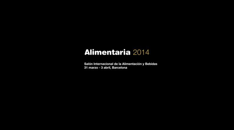 Alimentaria 2014 0