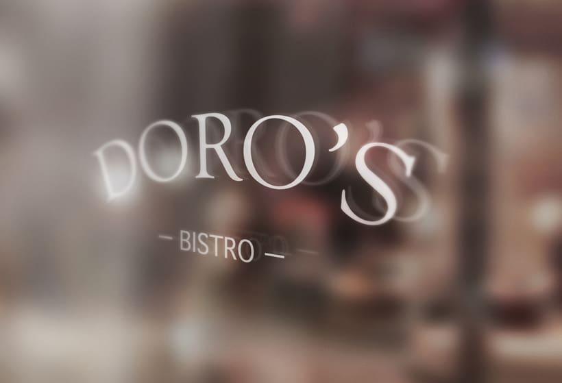 DORO'S BISTRO; LIST BEER -1