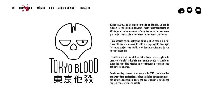 Tokyo Blood, Identidad visual 5