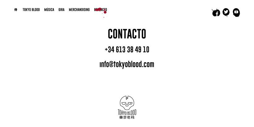 Tokyo Blood, Identidad visual 9