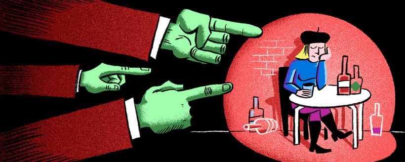 Ilustraciones para VICE España 6