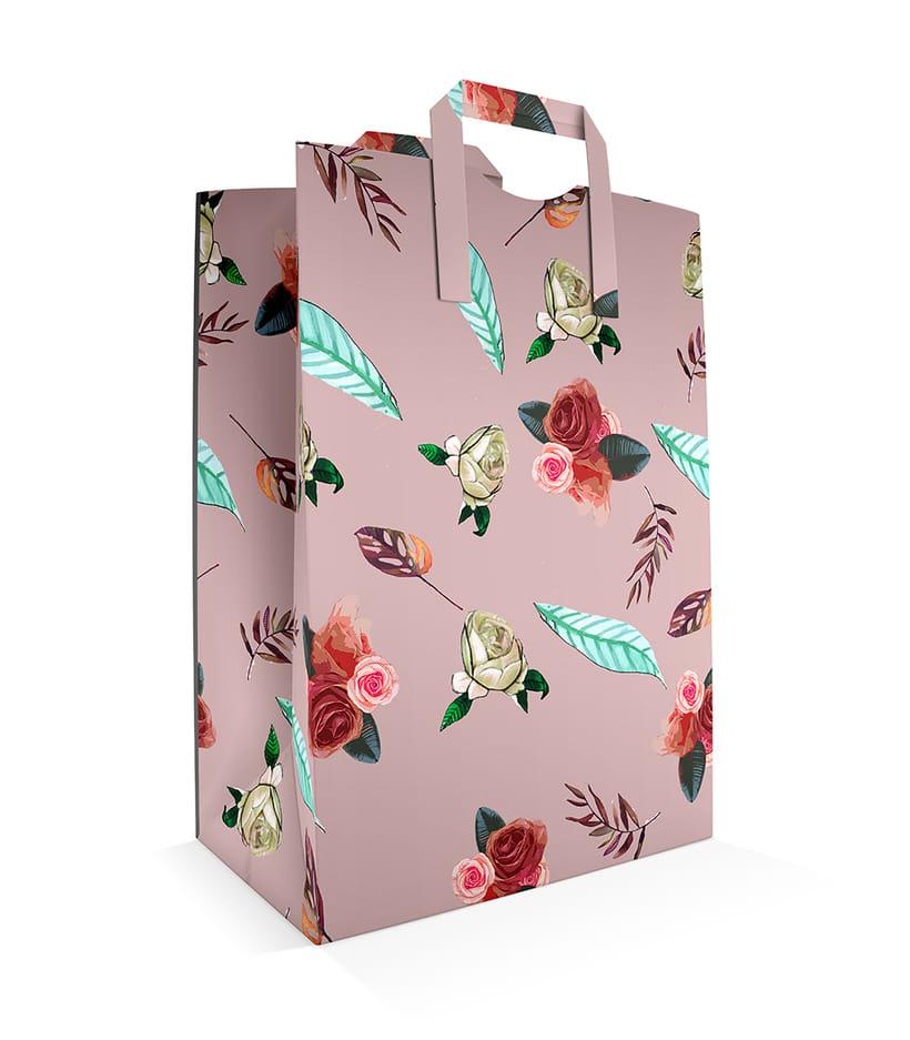 Mi Proyecto del curso: Haizea Sayar, packaging para marca  3