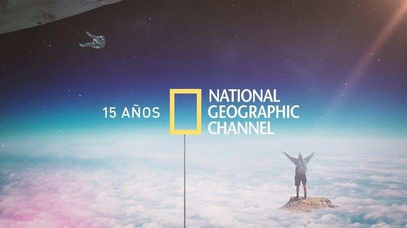 National Geographic Channel Idents 5