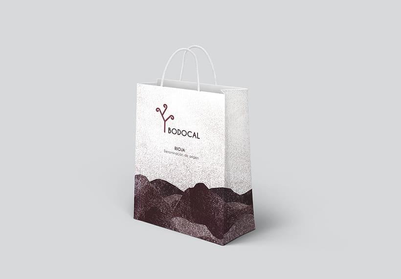 Vino Rioja BODOCAL 1