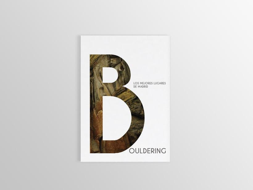 Catálogo Bouldering 0