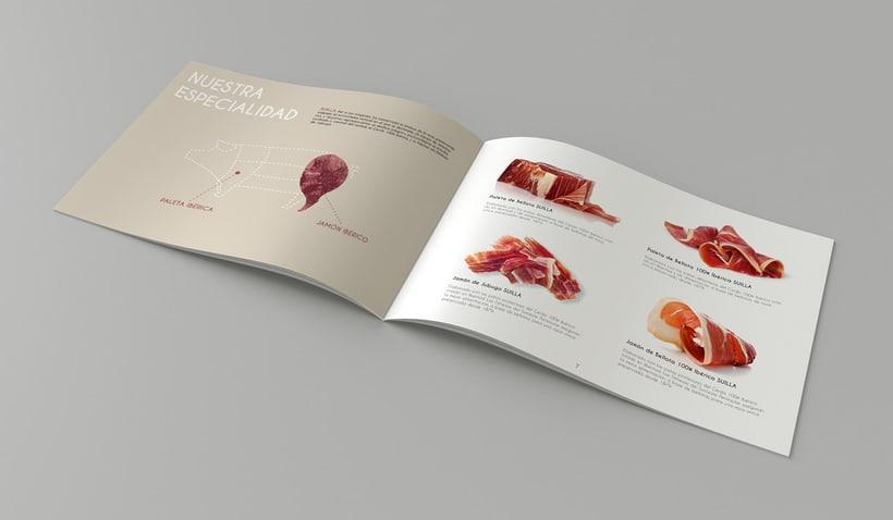 Catálogo Jamones SUILLA 0