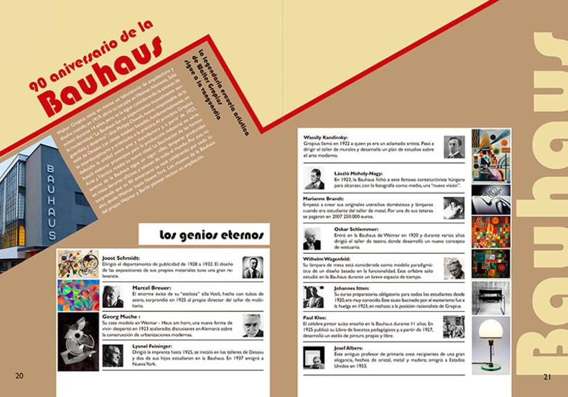 Creación revista Grafik 2