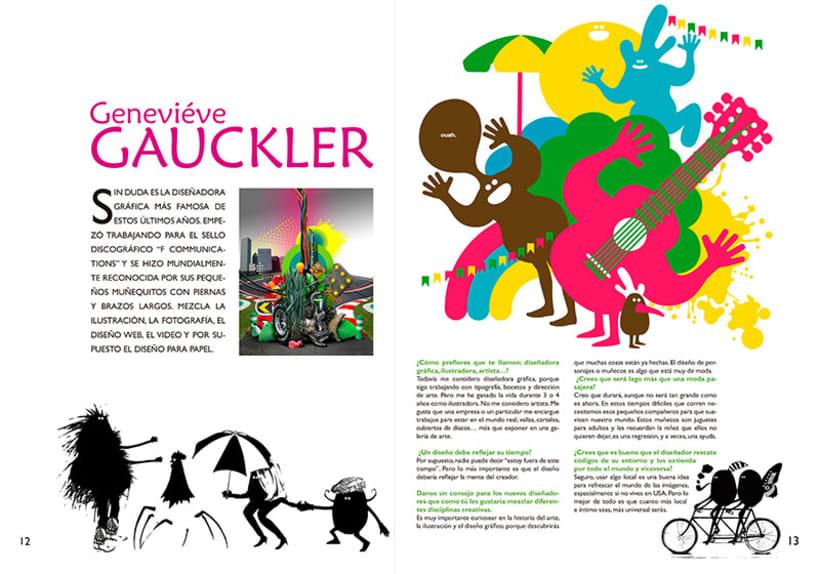 Creación revista Grafik 3