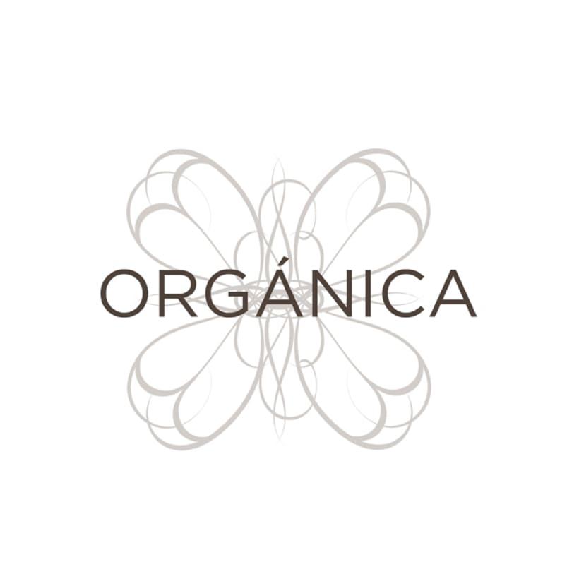 Logotipo para Orgánica  0