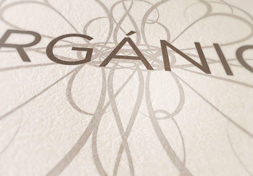 Logotipo para Orgánica  1