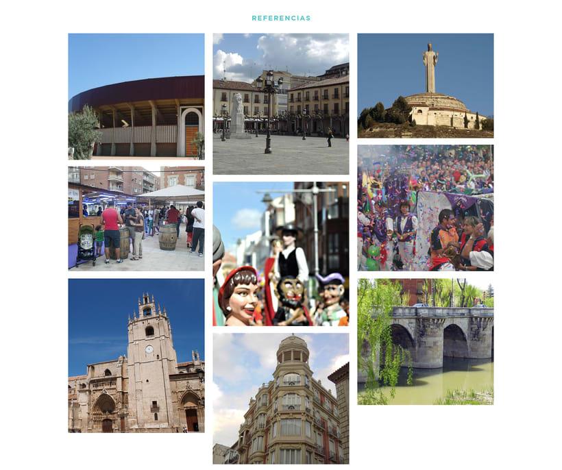 San antolin 2016 Palencia ( Propuesta de cartel ) 1