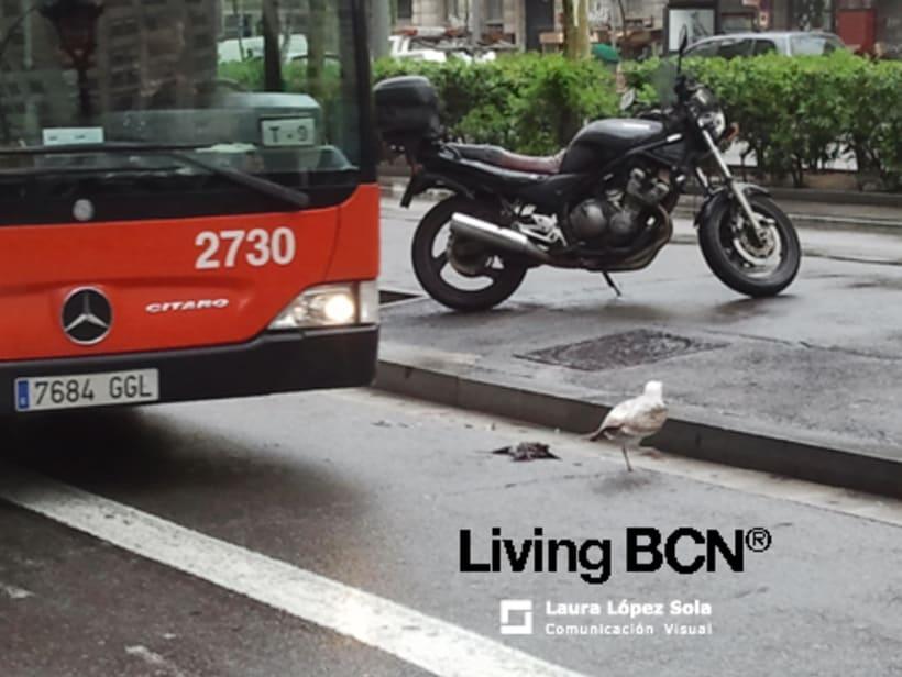 LivingBCN. Retrato de una ciudad. 1