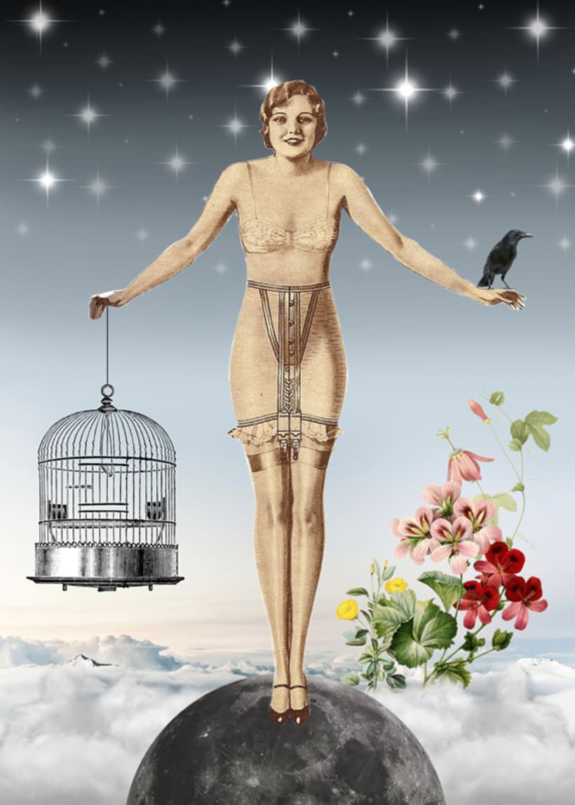 Collages Surrealistas (Vol. V)  8