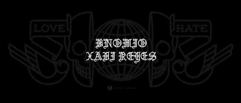 Xavi Reyes X Bnomio 0