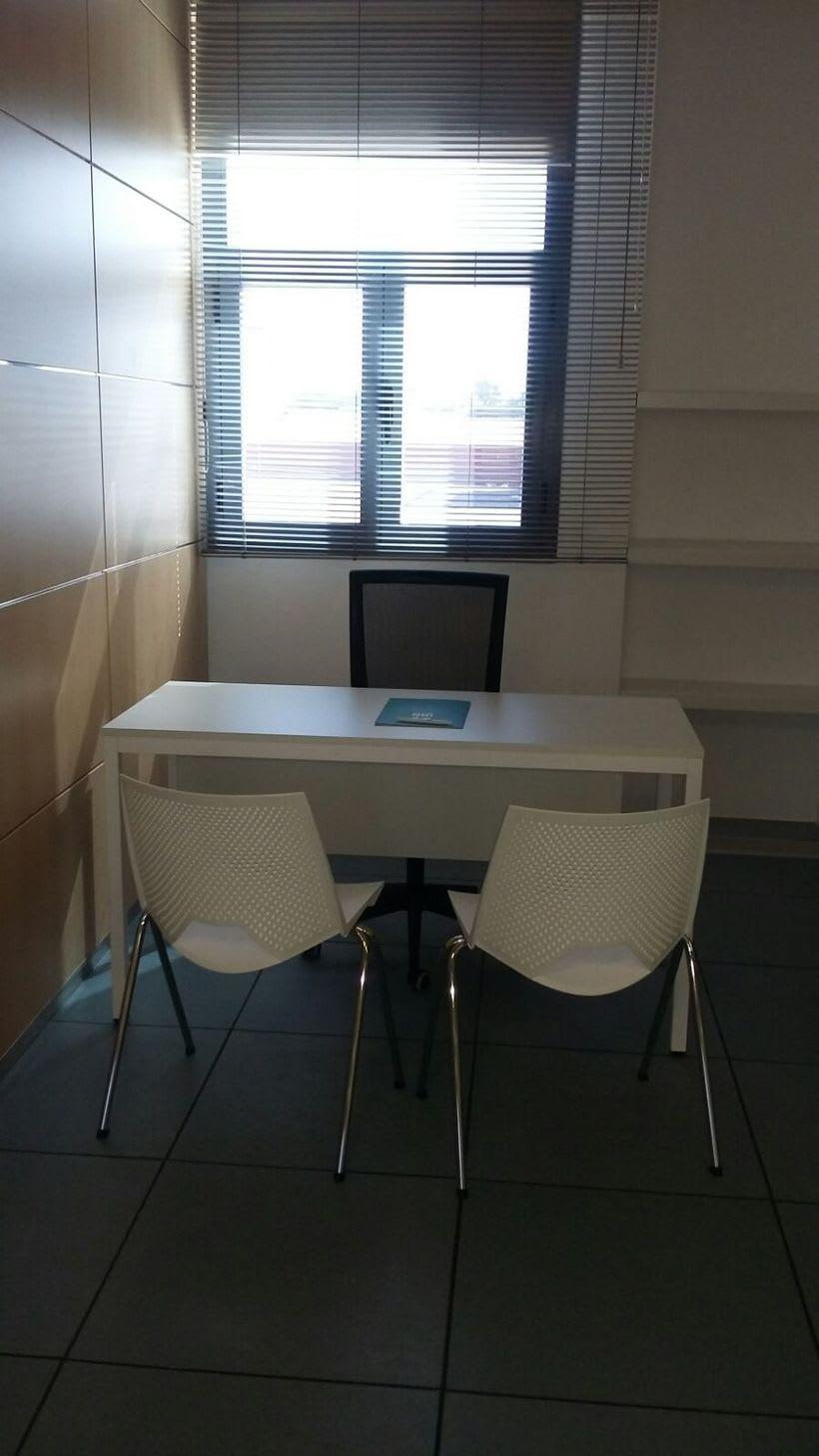 Centro de Negocios Inn Offices Aeropuerto despachos desde 350€/mes, salas reunión 15€/hora, salas formación o conferencias desde 20€/hora (dependiendo de aforo), Co-working  120€/mes, oficina virtual básica 40€/mes  o completa 75€/mes (Iva no incluido) 0