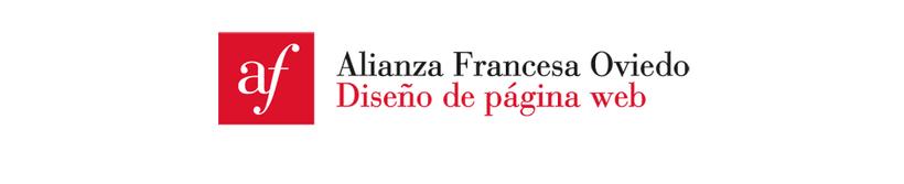 Diseño web para la Alianza Francesa Oviedo 1