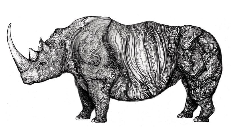 MASTODON series I. Rhino 1