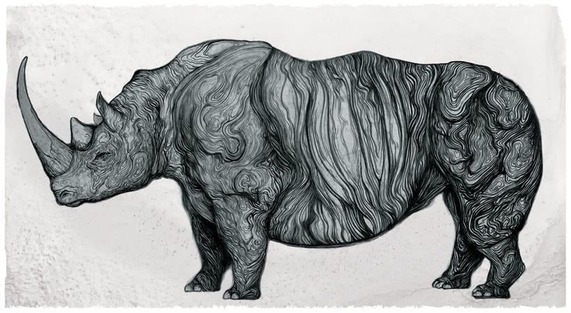 MASTODON series I. Rhino 0