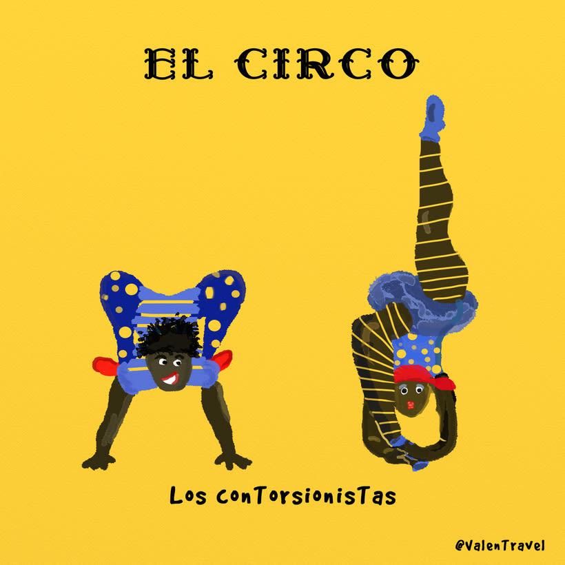 Los Contorsionistas - El Circo -1