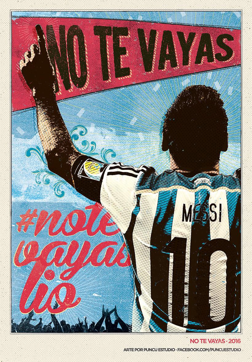 #NoTeVayasLio -1