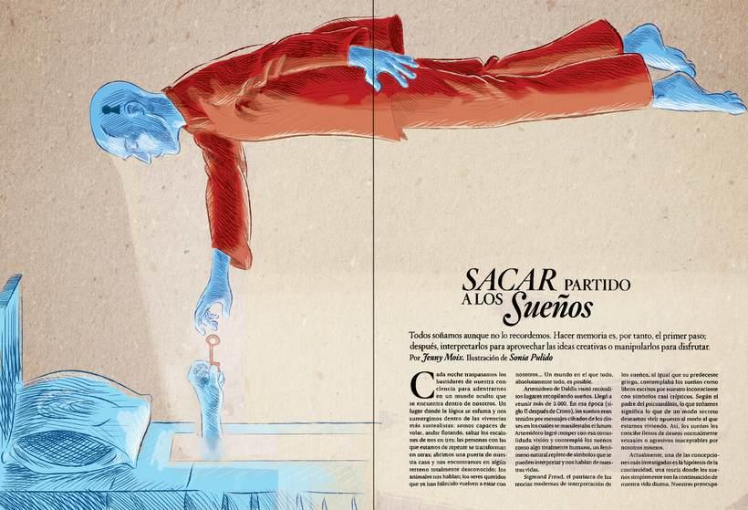 Como sacarle provecho a los Sueños ( Articulo de Prensa) 0