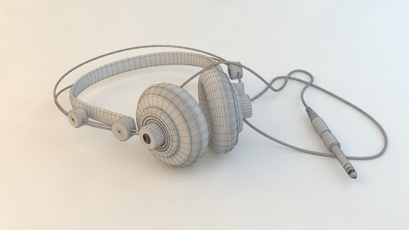 Bicicleta y auriculares -1