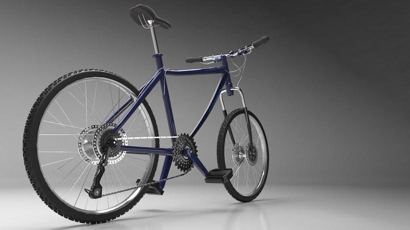 Bicicleta y auriculares 3