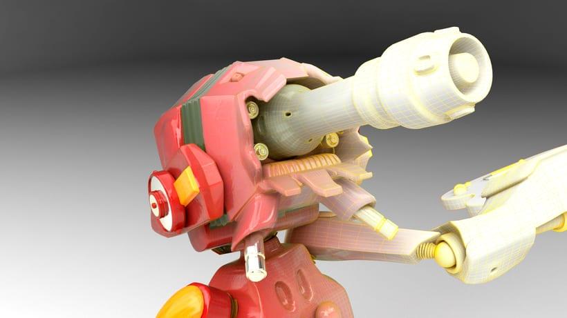 Robot Kanchi 2