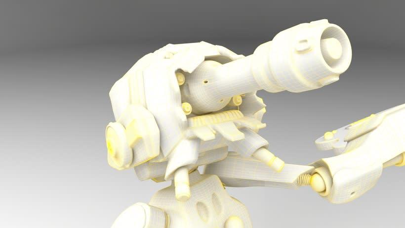 Robot Kanchi 0