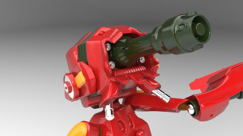 Robot Kanchi 1