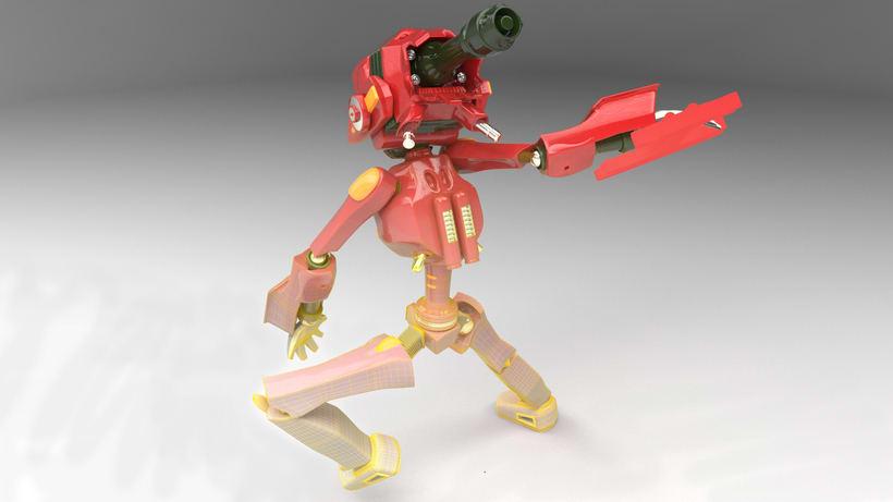 Robot Kanchi 5