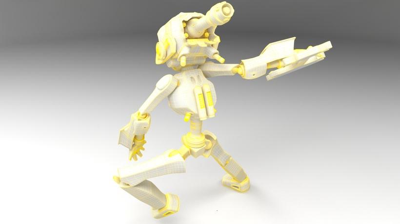 Robot Kanchi 3