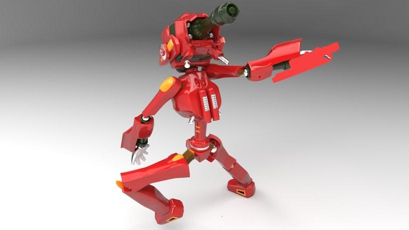 Robot Kanchi 4