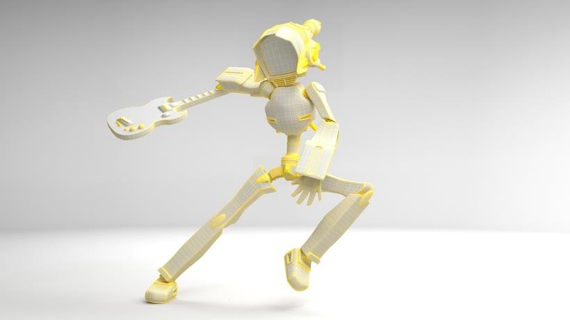 Robot Kanchi 6