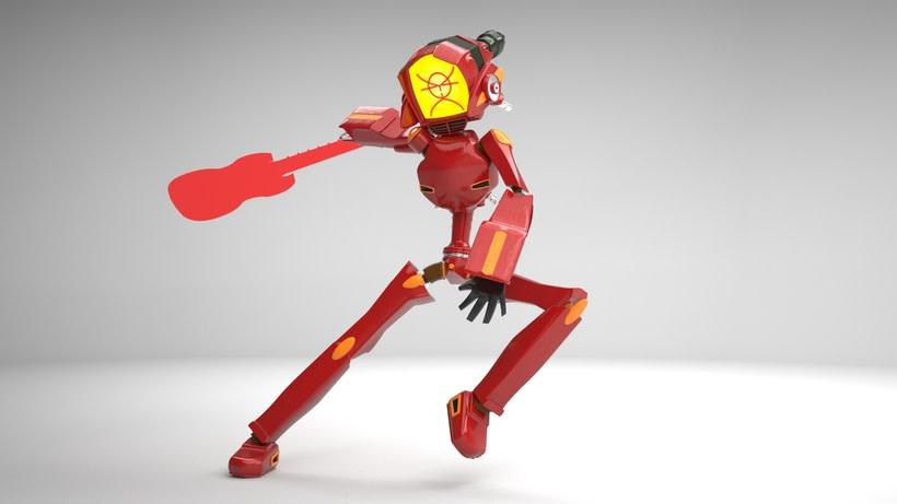 Robot Kanchi 7