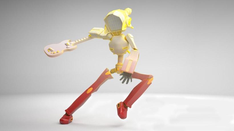 Robot Kanchi 8
