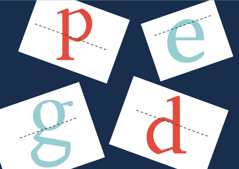 Tipografía Punto 13