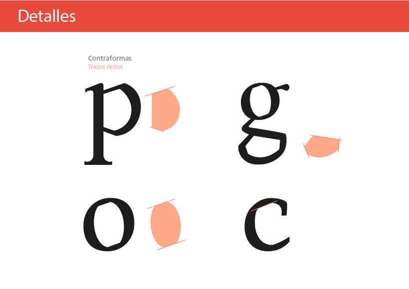 Tipografía Punto 2