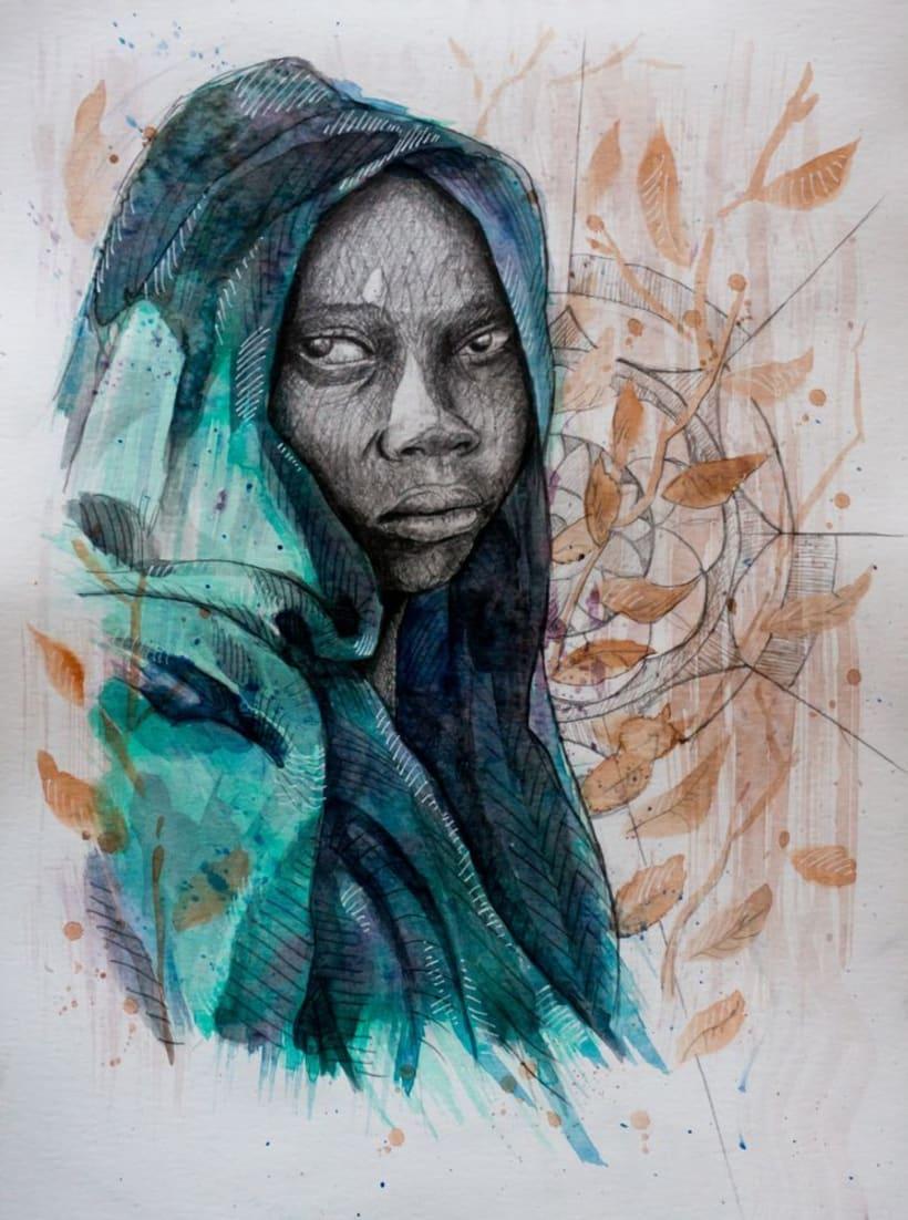 Retratos de África 8