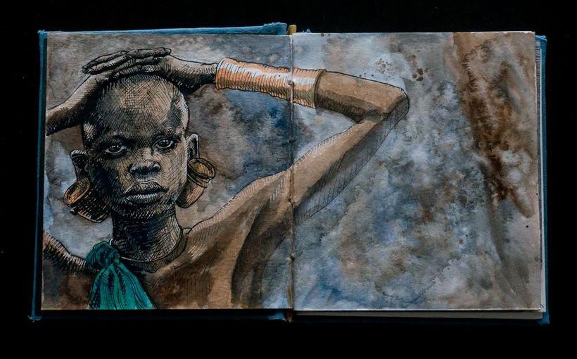 Retratos de África 2