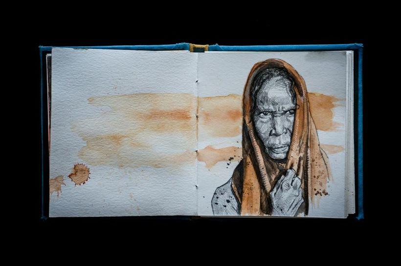 Retratos de África 1