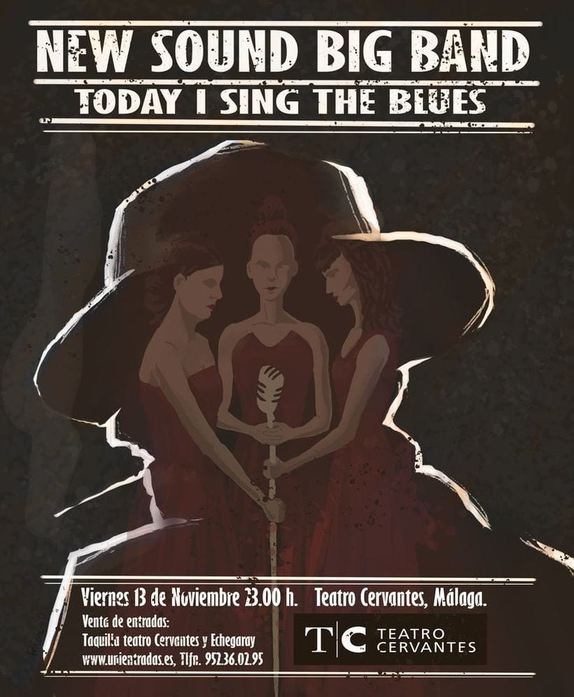 Today I sing the blues 1